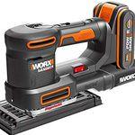 WORX WX820 – 20V Akku Multi Schleifer für 114,99€ (statt 150€)