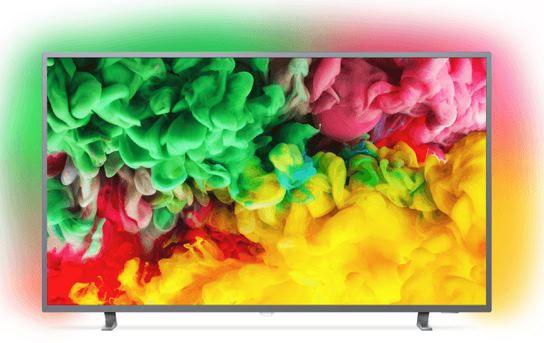 Philips 55PUS6703 55″ UHD Smart TV mit 3 seitigem Ambilight & HDR Plus für 431,10€ (statt 495€)