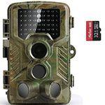 YM188 1080p Wildkamera mit 125° Weitwinkel & 32GB SD-Card für 42,75€ (statt 95€)