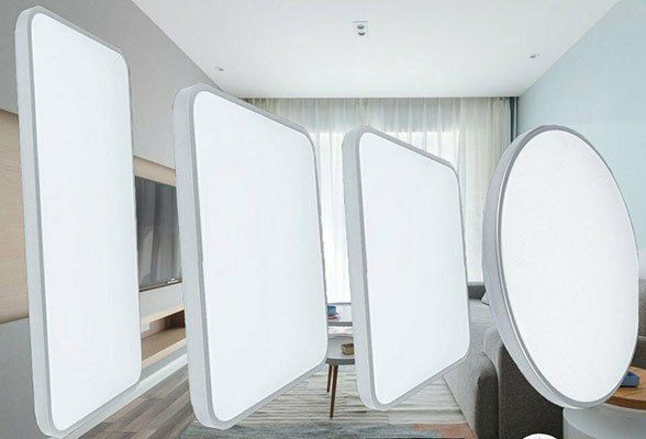 10% Rabatt auf alle LED Deckenleuchten (rund & eckig) ab 6,29€