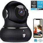 Littlelf WLAN 1080p Überwachungskamera mit App-Anbindung für 33,99€ (statt 49€)
