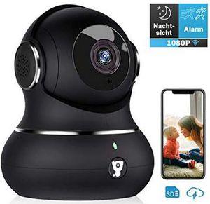 Littlelf WLAN 1080p Überwachungskamera mit App Anbindung für 33,99€ (statt 49€)