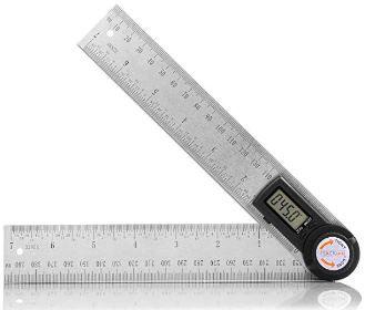 Tacklife MDA01   Winkelmesser aus Edelstahl für 12,98€ (statt 26€)   Prime