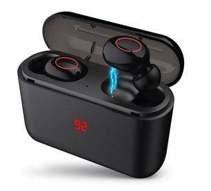 Alfawise HQB   Q32 TWS BT5.0 InEar Kopfhörer für 15,43€