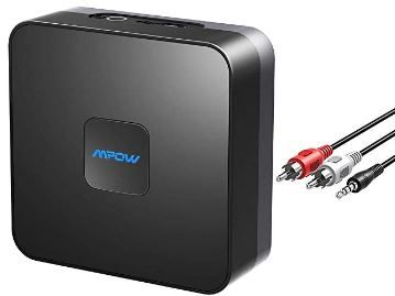 Mpow Bluetooth Receiver für 13,99€   Prime