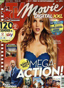 Nur noch heute: 1 Jahr TV Movie Digital XXL (inkl. Sky) für 57,14€ + bis zu 60€ Gutschein