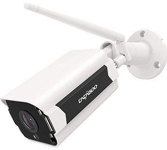CACAGOO S3345EU   WLAN 1536P Außenkamera mit Bewegungserkennung & mehr für 39,99€ (statt 60€)
