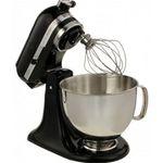 KitchenAid 5KSM175PSEOB Artisan Küchenmaschine in Onyx-Schwarz für 354,90€ (statt 432€)