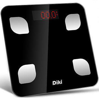 Digitale Körperfettwaage mit App Anbindung für 13,49€ (statt 27€)