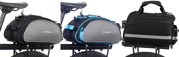 13L Fahrradtasche für den Gepäckträger für 12,99€   Prime