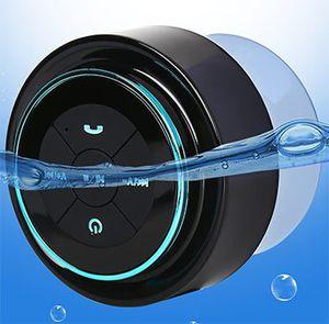 Bluetooth Duschlautsprecher mit Radio für 14,85€