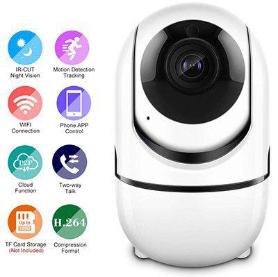 CACAGOO S2176W – 1080P WLAN IP Kamera mit vielen Funktionen für 18,99€ (statt 40€)