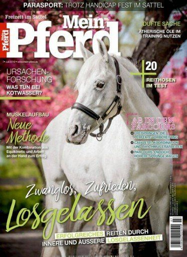 Jahresabo Mein Pferd für 57,60€ + 50€ Amazon Gutschein