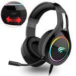 HAVIT H2011D Gaming Headset mit Suround Sound & Rauschunterdrückung für 11,99€ (statt 20€)