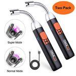 2er Pack: TACKLIFE ELY11 – elektronisches flammenloses Stabfeuerzeug mit Schwanenhals für 11,49€