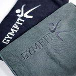 GymFit Fitness Handtuch aus 100% Baumwolle inkl. Tasche & mehr für 20€ (statt 25€)
