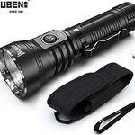 WUBEN A21 LED Taschenlampe (4200 Lm) mit Li-Ion Akku & Zubehör für 72,49€ (statt 124€)