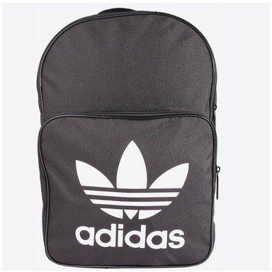 adidas Originals Trefoil Backpack in schwarz für 17,77€ (statt 22€)