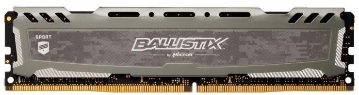 Saturn Late Speicher & Licht Nacht: z.B. Crucial Ballistix Sport 8GB DDR4 RAM für 29€ (statt 38€)