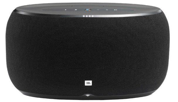 JBL Link 300 Bluetooth Lautsprecher (Schwarz o. Weiß) mit Sprachsteuerung für 114€ (statt 140€)