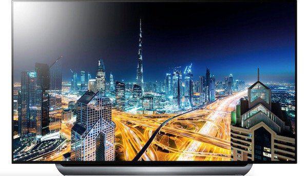 LG 77C8   77 Zoll OLED Fernseher für 4.148€ (statt 4.464€)