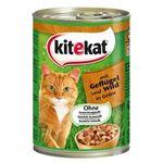 12er Pack Kitekat Katzenfutter in Gelee (je 400g) für 7,11€inkl. VSK