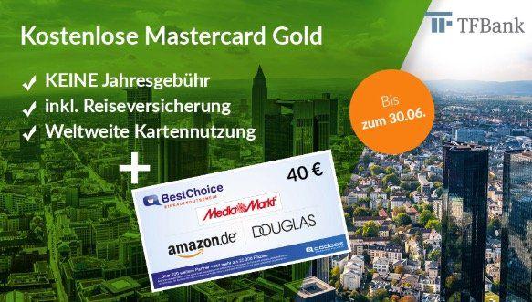 Die 4 besten gebührenfreien Kreditkarten inkl. zinsfreies Zahlungsziel bis zu 3 Monate + Cashback oder Prämien🔥