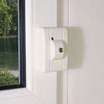 Abus FTS99 AL0125 Fenster-Automatikschloss für 43,55€ (statt 54€)