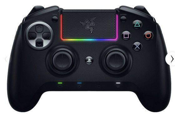 RAZER Raiju Ultimate 2019 PS4/PC Gaming Controller in Schwarz für 84,90€ (statt 145€)   Rückläufer