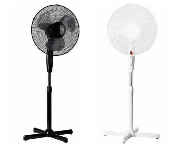 LEX Standventilator mit 40cm Durchmesser für 19,95€