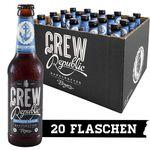 Crew Republic Bier ohne Versandkosten – z.B. 20 x 0,33L Drunken Sailor India Pale Ale für 25,12€(statt 34€)