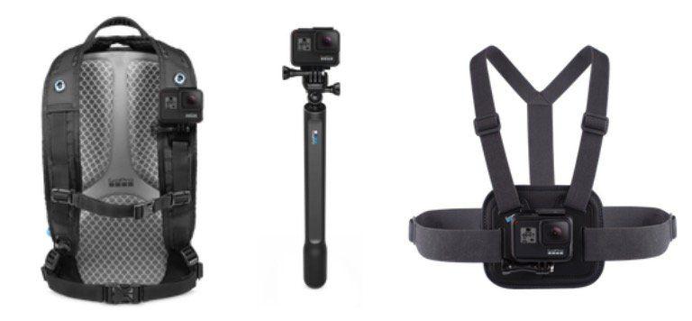 50% Rabatt auf GoPro Zubehör mit GoPro Plus   z.B. Fusion Grip für 29€ (statt 47€)