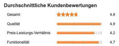 Mähroboter Gardena Silenosmart Sileno+ mit Smart Gateway für 1.099€ (statt 1.344€)