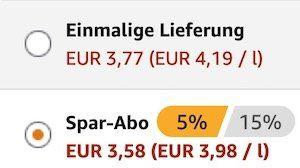 6er Pack Fa Sport Deospray (je 150ml) ab 3,58€   Plus produkt