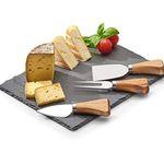 ZELLER 4-tlg. Käseservier-Set für 7€ (statt 15€)