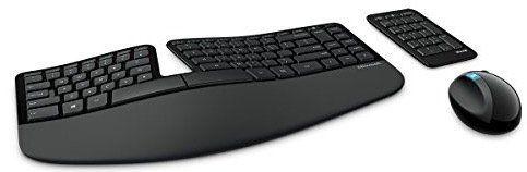 Microsoft Sculpt Ergonomic Desktop (Set mit Maus und Tastatur) für 54,09€ (statt 70€)