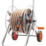 Gardena Metall-Schlauchwagen-Set mit 20m Schlauch für 39€ (statt 50€)