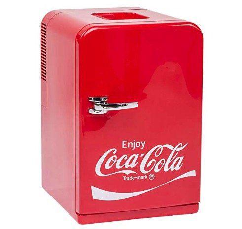 Coca Cola F15 Mini Kühlschrank für 1 Liter Flaschen für 94,89€ (statt 114€)