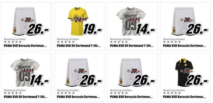 MediaMarkt: Fußball Fanartikel Aktion   Nimm 3 bezahle 2!