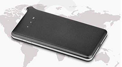 GlocalMe U2  Mobiler 4G WiFi Hotspot Router mit 3500mAh & 1GB Daten in 130 Ländern für 91,90€ (statt 150€)