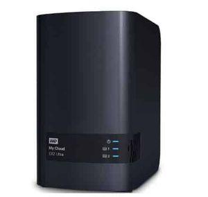WD My Cloud EX2 Ultra NAS System 2 Bay 20TB (2x 10TB WD RED HDD) für 563,99€ (statt 638€)