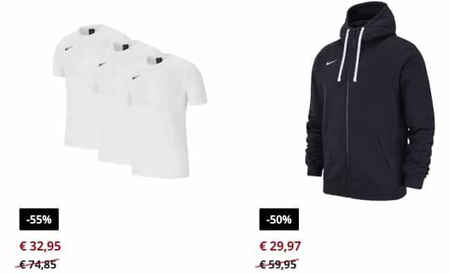 Geomix: mind. 50% Rabatt auf 50 Artikel (Nike, adidas etc.)   z.B. Under Armour Hoody für 44,97€ (statt 77€)