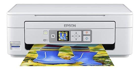 Epson Expression Home XP 355 Multifunktionsdrucker für 44,99€ (statt 58€)