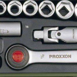 Proxxon PKW-Steckschlüsselsatz 6-32 mm 27-tlg. für 44,39€(statt 54€)