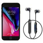 Apple iPhone 8 Plus 256GB + Sennheiser CX6 für 49€ + Vodafone Flat mit 8GB LTE für 31,99€ mtl.