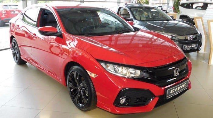 Honda Civic 1.0 i VTEC Turbo Elegance inkl. Wartungspaket im Privat Leasing für 142,75€ mtl.