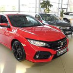 Honda Civic 1.0 i-VTEC Turbo Elegance inkl. Wartungspaket im Privat-Leasing für 142,75€ mtl.