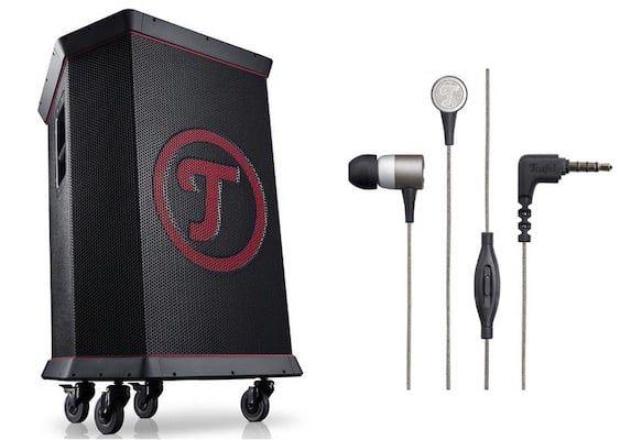 Teufel Rockster (2017) BT Lautsprecher + Teufel Move Pro In Ear für 969,98€ (statt 1.100€)