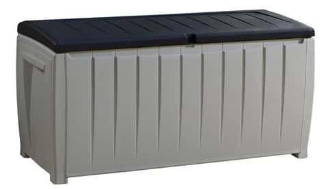 Keter Novel Lagerbox mit 340 Litern für 58,90€ (statt 69€)