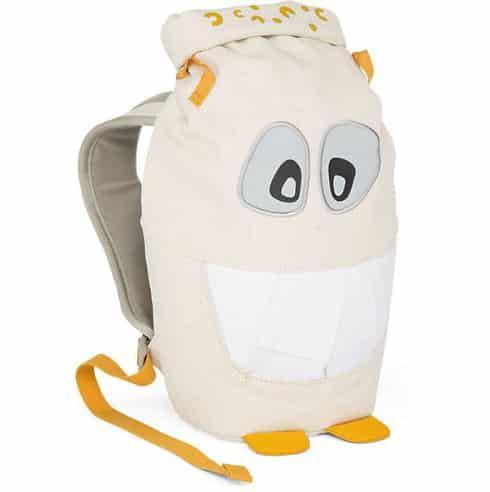 Affenzahn Kinderrucksack Yellow Mighty Monster mit 4 Litern für 19,99€(statt 28€)